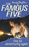 Famous Five 02 Five Go Adventuring Again