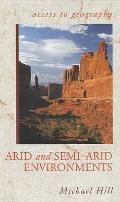 Arid and Semi Arid Environments