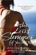Last Summer (Of You and Me)