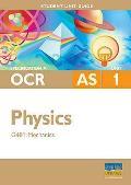 Ocr (A) As Physics: G481: Mechanics