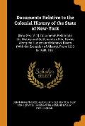 Documents Relative to the Colonial History of the State of New-York: [new Ser., V. 2]. Documents Relating to the History and Settlements of the Towns