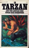 Tarzan And The Leopard Men: Tarzan 18