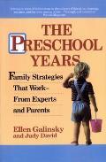 Preschool Years Family Strategies
