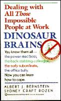 Dinosaur Brains Dealing With All Those