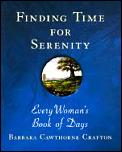 Finding Time For Serenity Every Womans