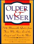 Older & Wiser 716 Memorable Quotes F