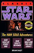 Han Solo Adventures Star Wars