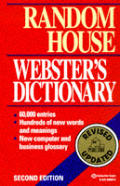 Random House Websters Dictionary 3rd Edition