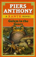 Golem In The Gears Xanth 09
