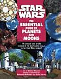 Essential Guide To Planets & Moons Star Wars