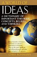 World of Ideas A Dictionary of Important Theories Concepts Beliefs & Thinkers