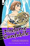 Nodame Cantabile Volume 6