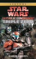 Triple Zero: Republic Commando 2: Star Wars Legends