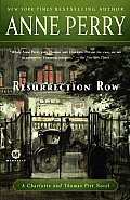 Resurrection Row A Charlotte & Thomas Pitt Novel