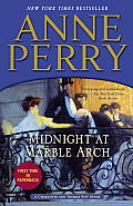 Midnight at Marble Arch A Charlotte & Thomas Pitt Novel