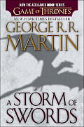 Storm of Swords HBO Tie in Edition A Song of Ice & Fire Book Three
