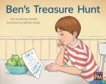 Ben's Treasure Hunt: Leveled Reader Red Fiction Level 5 Grade 1