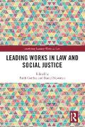 Leading Works in Law and Social Justice