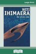 The Whale Rider (16pt Large Print Edition)