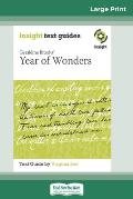 Geraldine Brooks' Year of Wonders: Insight Text Guide (16pt Large Print Edition)