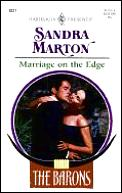 Marriage on the Edge: The Barons