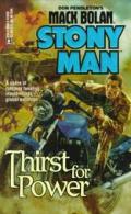 Thirst For Power Stony Man 44
