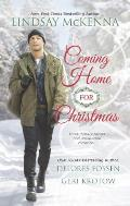 Coming Home for Christmas Christmas AngelUnexpected GiftNavy Joy