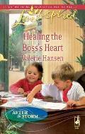 Healing the Boss's Heart (Love Inspired)