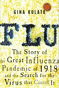 Flu The Story Of The Great Influenza Pan
