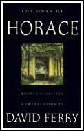 Odes Of Horace Bilingual Edition