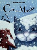 Cat & Mouse In The Snow