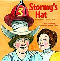 Stormys Hat Just Right for a Railroad Man