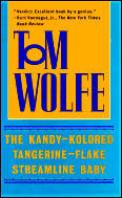 Kandy Kolored Tangerine Flake Streamline