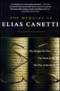 Memoirs Of Elias Canetti The Tongue Set