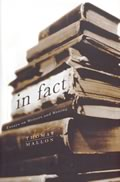 In Fact Essays On Writers & Writing