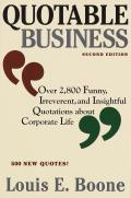 Quotable Business