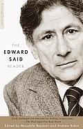 Edward Said Reader