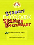 Rh Websters Student Notebook Span Dictionary