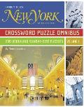 New York Magazine Crossword Puzzle Omnibus 200 Beguiling Sunday Size Puzzles