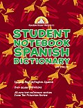 Random House Websters Student Notebook S