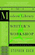 Modern Library Writers Workshop A Guide to the Craft of Fiction