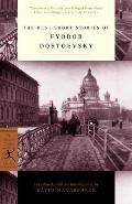 Best Short Stories of Fyodor Dostoevsky