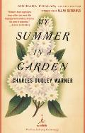 My Summer In A Garden Michael Pollan Edition