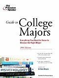 Guide To College Majors 2006