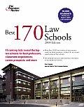 Best 170 Law Schools 2008 Edition