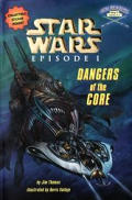 Dangers Of The Core Step 3 Jedi Reader