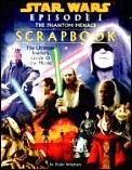 Episode 1 Phantom Menace Movie Scrapbook