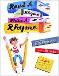 Read A Rhyme Write A Rhyme