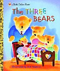 Three Bears Little Golden Book