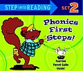 Step Into Reading 2 Phonics First Steps